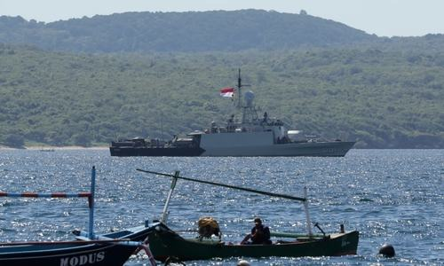 Indonesian submarine, with 53 on board, goes missing