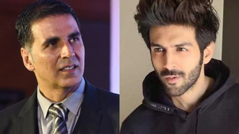 Akshay Kumar might be replacing Kartik Aryan in Dostana 2