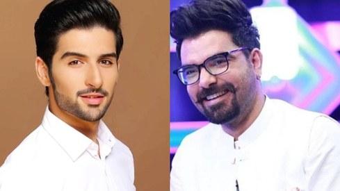 Muneeb Butt's omelette video has won Yasir Hussain's heart