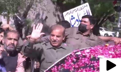 شہباز شریف کو کوٹ لکھپت جیل سے رہا کردیا گیا