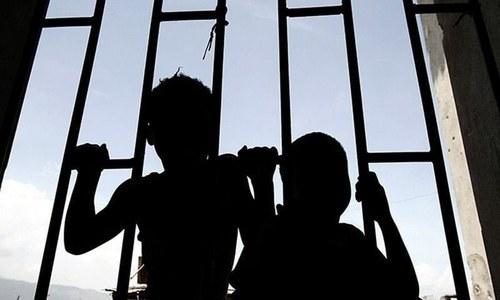 مظفر گڑھ: ڈکیتی کے دوران خاتون سے مبینہ زیادتی