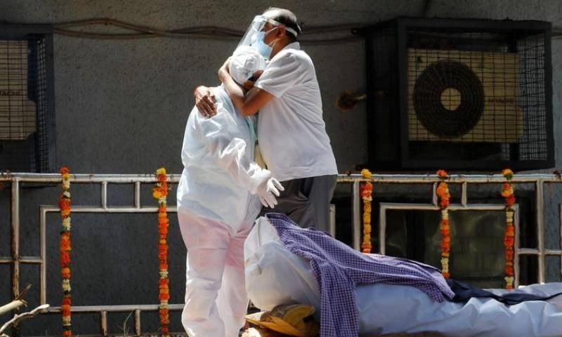 بھارت میں کورونا وائرس بحران کی صورت اختیار کرگیا