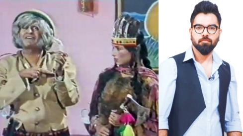 Yasir Hussain urges PM Imran Khan to help the Ainak Wala Jinn cast