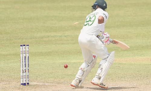 Sri Lanka, Bangladesh draw weather-marred first Test