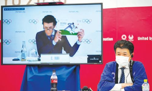 Organisers could hold Tokyo Olympics without spectators