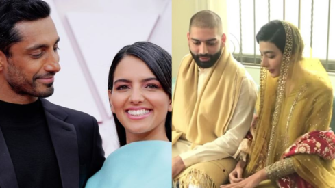 Riz Ahmed versus Eman Suleman: who does hair better?