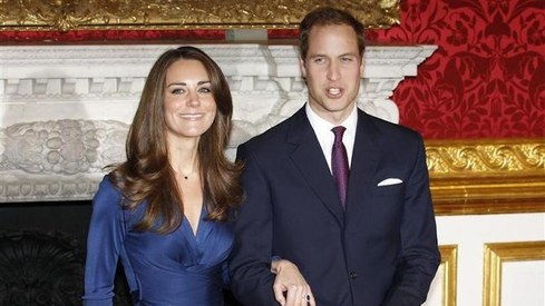Prince William, Kate release photos to mark 10th anniversary