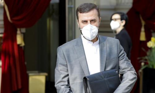 Progress noted at diplomats' talks on Iran nuclear deal