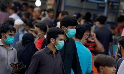کورونا وائرس: پاکستان میں مزید 4 ہزار 414 افراد متاثر، 113 اموات رپورٹ