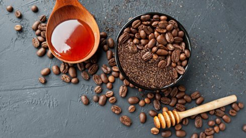 These coffee-based DIY masks are giving us instantly glowing skin and healthy hair for Eid