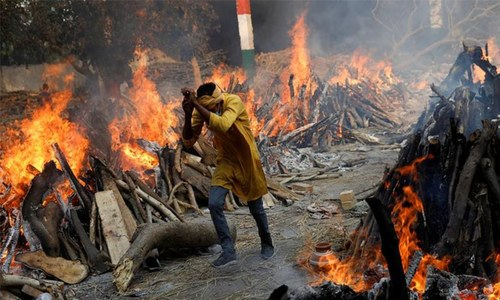 بھارت: کورونا کیسز 2 کروڑ سے متجاوز، راہول گاندھی کا ملک گیر لاک ڈاؤن کا مطالبہ
