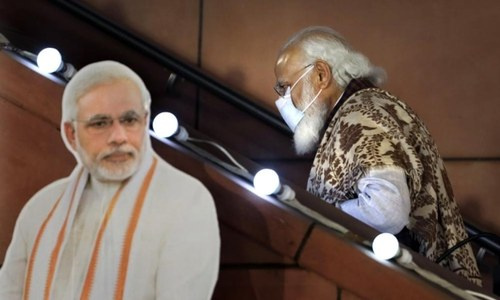 India's coronavirus surge damages Modi's image of competence