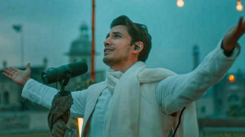 Ali Zafar hopes his new naat brings peace to those who listen to it
