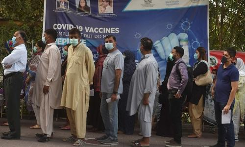 Editorial: Pakistan may yet again be standing at a crossroads where the pandemic is concerned