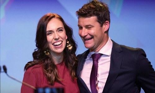 بیٹی کی پیدائش کے تین سال بعد نیوزی لینڈ کی وزیراعظم کا شادی کا فیصلہ
