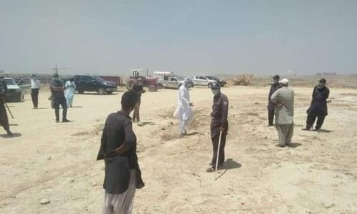 کراچی: بحریہ ٹاؤن کے گارڈز کی ملیر میں مبینہ فائرنگ سے شہری زخمی