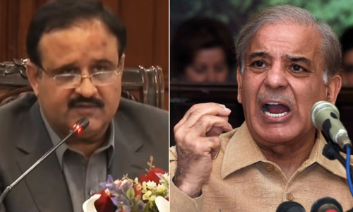 Contempt proceedings sought against Buzdar, Shehbaz for ignoring Punjabi language