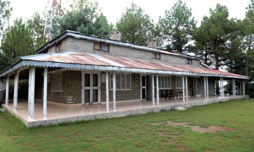 KP govt moves to lease out 19 rest houses
