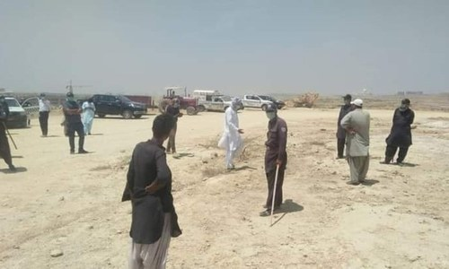 Sindh CM removes Gadap AC, SHO over firing incident at Bahria Town Karachi