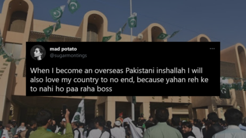 Voting rights have overseas Pakistanis and locals going head to head on Twitter