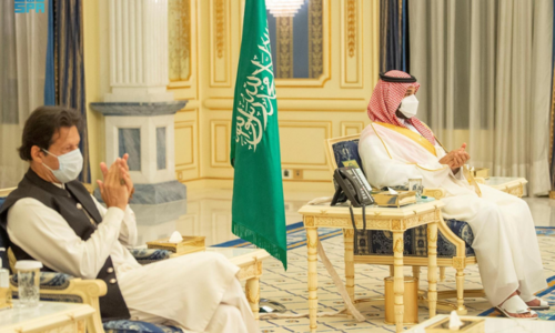 Riyadh to provide $500m to Pakistan for development projects