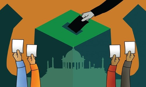 Smokers' Corner: Results of the NA-249 by-poll reflect Karachi's transforming electoral landscape