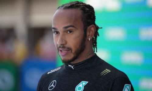 Ecstatic Hamilton celebrates his 100th pole in Spain