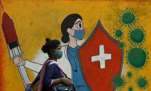 بھارت میں کووڈ کے مریضوں میں جان لیوا فنگس انفیکشن دریافت