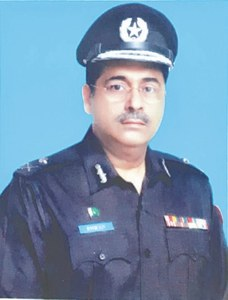 Sindh govt appoints Imran Minhas as Karachi police chief
