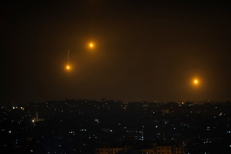 20 killed as Israel targets Hamas positions in Gaza