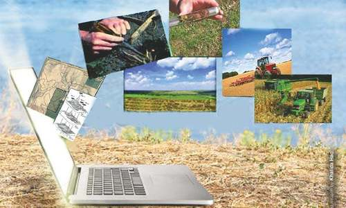 Precision agriculture is the way forward