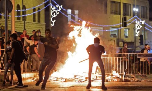 او آئی سی کی فلسطینیوں کے خلاف اسرائیلی کارروائیوں کی مذمت
