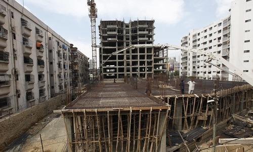 تعمیراتی پیکج کے تحت 340 ارب روپے کے منصوبے رجسٹر