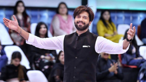Fahad Mustafa donates Rs2m for Hindu toddler's life-saving surgery