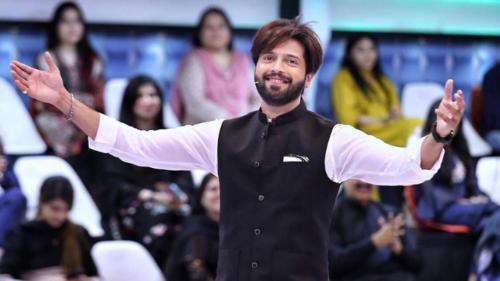 Fahad Mustafa donates Rs2m for Hindu toddler's life-saving surgery