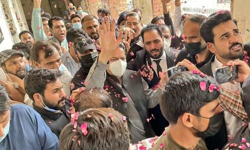 ریاست مخالف بیان: جاوید لطیف 14 روزہ عدالتی ریمانڈ پر جیل منتقل