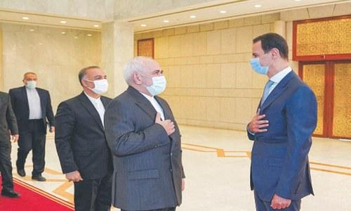 Tehran ready for closer ties with Riyadh, says Zarif