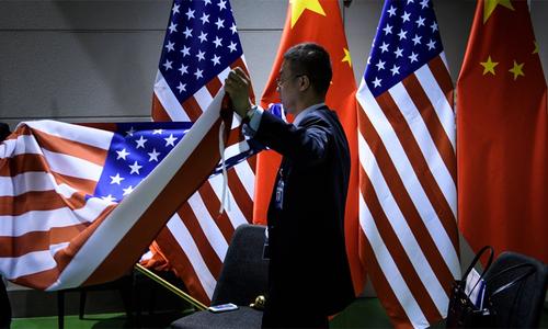 سنکیانگ کے معاملے پر عالمی طاقتوں کی چین پر تنقید