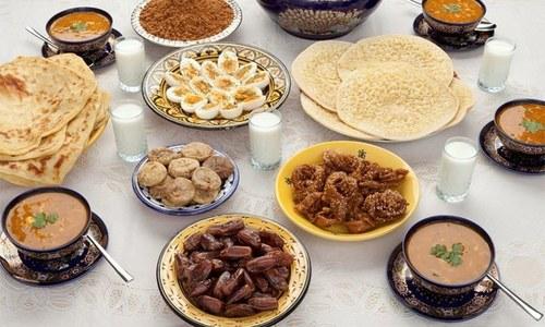 رمضان کے بعد صحت مند عید کیلئے مفید نکات