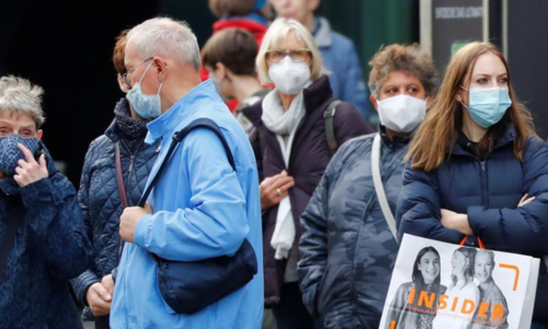 In pandemic milestone, US lifts indoor mask guidance for vaccinated people