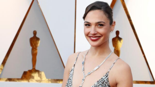 Wonder Woman star Gal Gadot slammed for saying Israel deserves to live as a 'free, safe nation'