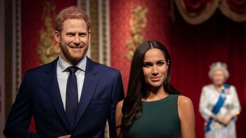 No hard feelings? London's Madame Tussauds moves Prince Harry and Meghan waxworks from royals