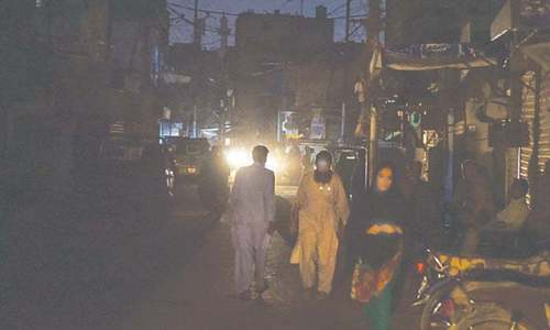 K-Electric — punishing entire areas for the crime of a few
