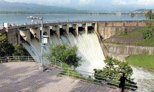 Irsa increases water supply to Sindh