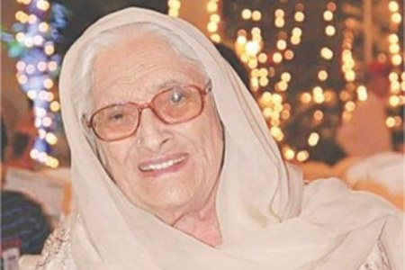 Begum Naseem Wali Khan — a towering personality among political giants of her times