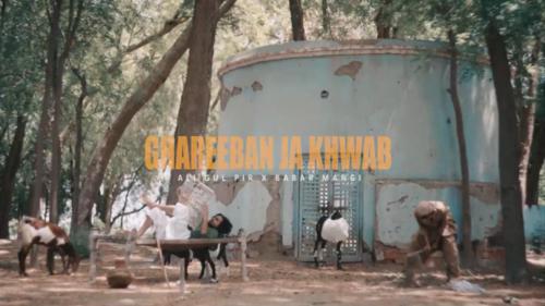 Ali Gul Pir unites with Babar Mangi for his first Sindhi song