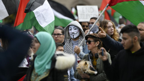 Want to express solidarity with Palestinians? Here's a list of protests in Pakistan