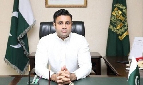 Zulfi Bukhari resigns as PM's aide over allegations in Ring Road scam case