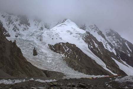 K2 base camp area gets internet access, phone coverage