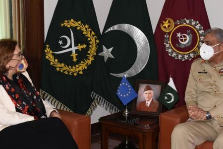 Pakistan desires strong ties with EU: Bajwa